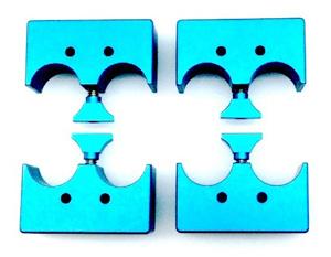 TCSC Blue Ribs