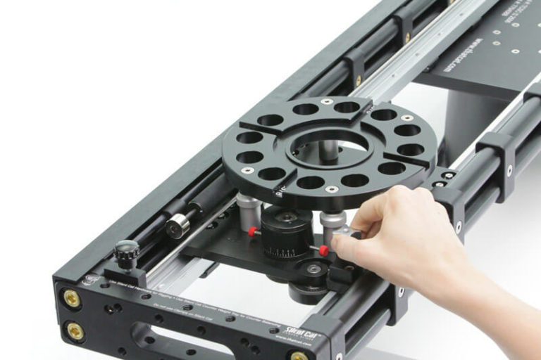 Trolley Brake Camera Slider
