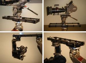 Camera Slider Mounting