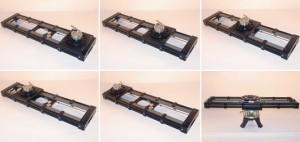 Camera Slider Mounting Positions