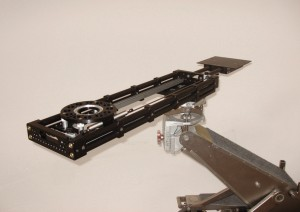 Slider on Dolly with Counter Weight Tray