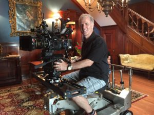 Alfonso Maiorana Camera Operator Set of Art of More, 2016 Montreal