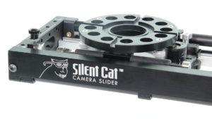 Silent Cat Camera Sliders